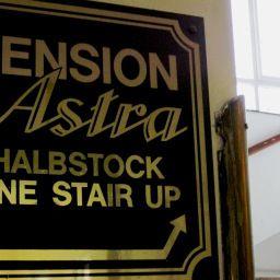 Hotel interior Pension Astra