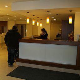 Hall de l'hôtel Geblergasse