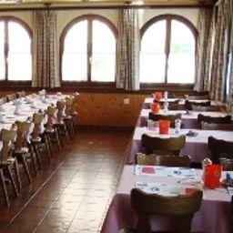 Restaurante/sala de desayunos Walser - Ulrichen