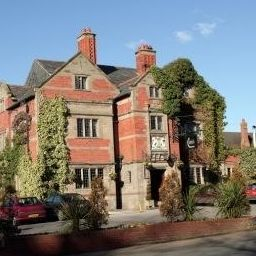 Exterior view Grosvenor Pulford Hotel & Spa Chester (England)