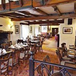 Restauracja Best Western Walworth Castle