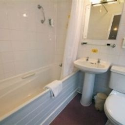 Bagno in camera Hartwood Good Night Inns Chorley (England)