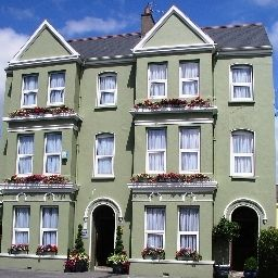 Exterior del hotel Garnish House Guesthouse Cork