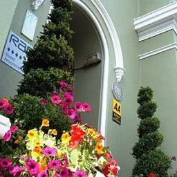 Vista exterior Garnish House Guesthouse Cork