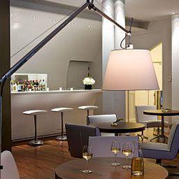 Bar del hotel Le Grand Balcon