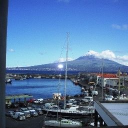 Panorama Do Canal Horta (Ilha do Faial)