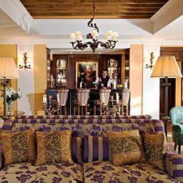 Bar de l'hôtel Le Mas de Pierre
