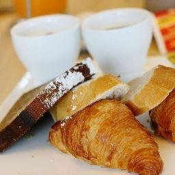 Salle du petit-déjeuner Dauro