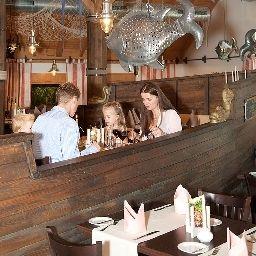 Restaurante 2 Dorfhotel Fleesensee