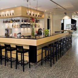 Bar de l'hôtel WestCord Hotel Delft