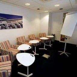 Sala de reuniones WestCord Hotel Delft
