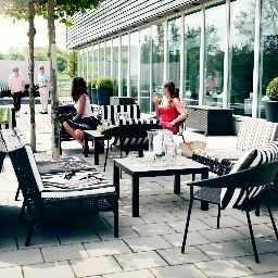 Terrasse WestCord Hotel Delft Delft (South Holland)