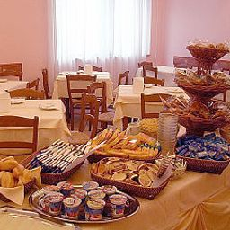 Sala śniadaniowa Tirrenus