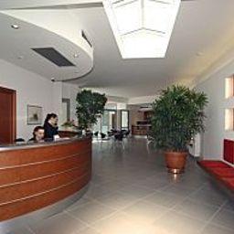 Interior del hotel Domus Expo