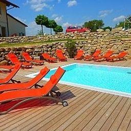 Schwimmbad Stemp Landhotel