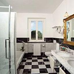 Salle de bains Villa Zuccari