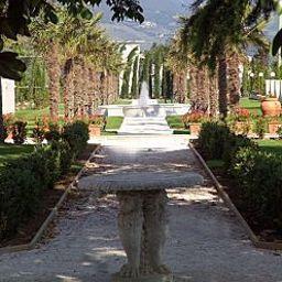 Ogród Villa Zuccari