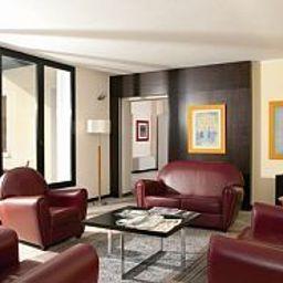 Hall de l'hôtel Best Western Titian Inn Hotel Treviso