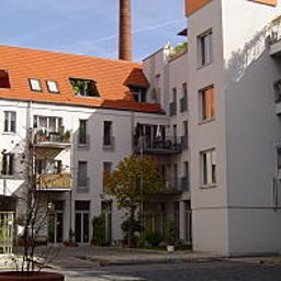 Exterior view Ahrberg Viertel Hanover (Lower Saxony)