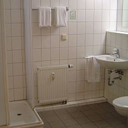 Bagno in camera Ahrberg Viertel Hanover (Lower Saxony)