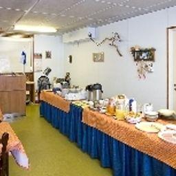 Sala śniadaniowa Villa Vanessa