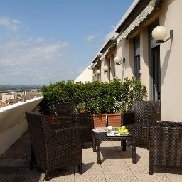 Habitación con terraza Masini