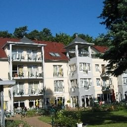 Vista exterior Villen im Park Ostseehotel