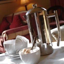 Breakfast room Horton Grange