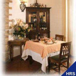 Restaurante/sala de desayunos Poggio degli Olivi