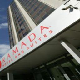 Exterior view Ramada Hotel and Suites Coventry The Butts Earlsdon Coventry (England)