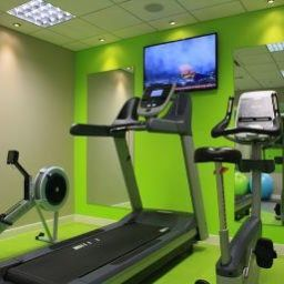 Wellness/Fitness Ramada Hotel and Suites Coventry The Butts Earlsdon Coventry (England)