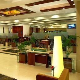 Hall de l'hôtel Fortune Murali Park
