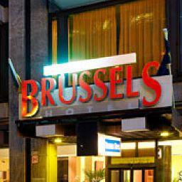 info Hotel Brussels