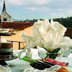 Terrace Borghese Palace Art Hotel