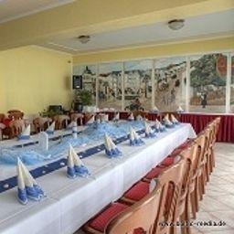 Hotel interior Villa Christine