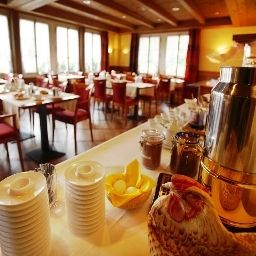 Restaurant/salle de petit-déjeuner Sternen Muri