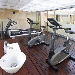 Wellness/fitness area Rafaelhoteles Madrid Norte