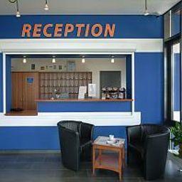 Reception Citymaxx