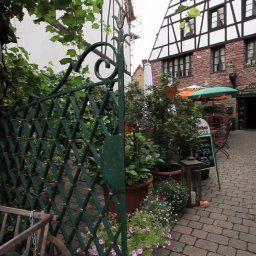 Vista esterna Weingärtner