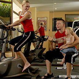 Fitness Karon Sea Sands Resort