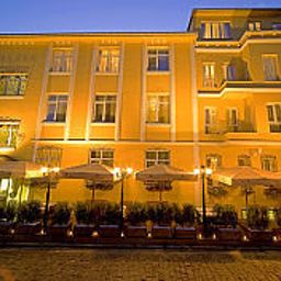 Exterior view Ottoman Hotel Imperial Istanbul (İstanbul)