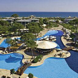 Vista esterna Calista Luxury Resort & SPA
