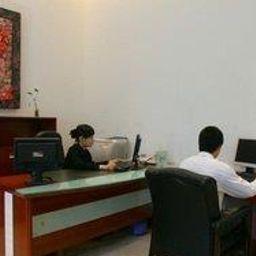 Business center Best Western Premier Richful Green