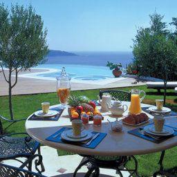 Exterior view Elounda Gulf Villas and Suites