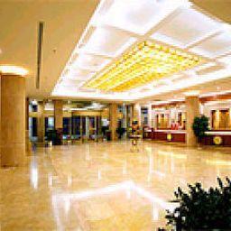 Vestíbulo del hotel Wan Jie International