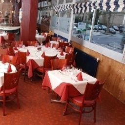 Restaurant/salle de petit-déjeuner Les Gens De Mer