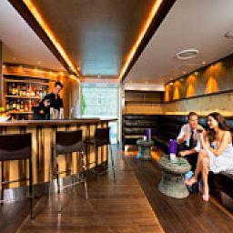 Hotel bar The Quadrant