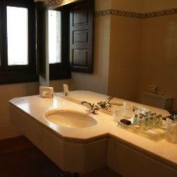 Cuarto de baño Pousada Castelo de Palmela