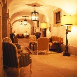 Interior del hotel Pousada Castelo de Palmela