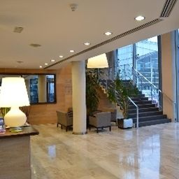 Hall de l'hôtel Eurohotel Castello